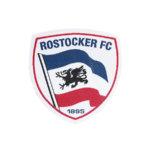Gewebter Aufnäher des Rostocker FC