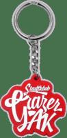 Schlüsselanhänger Grazer AK aus Weichgummi / PVC