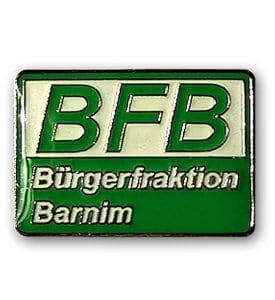 Pin BFB mit Epoxydharzüberzug