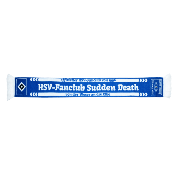 HD-Fanschal HSV-Fanclub Sudden Death