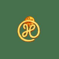 Ansteckpins in Metallguss, vergoldet