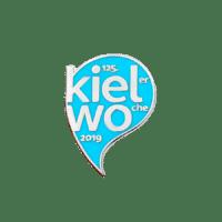 Pins Kieler Woche 2019 in Hartemaille