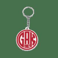 Schlüsselanhänger GAK Graz aus PVC