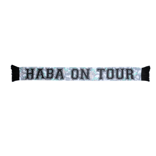 Seidenschal HABA ON TOUR