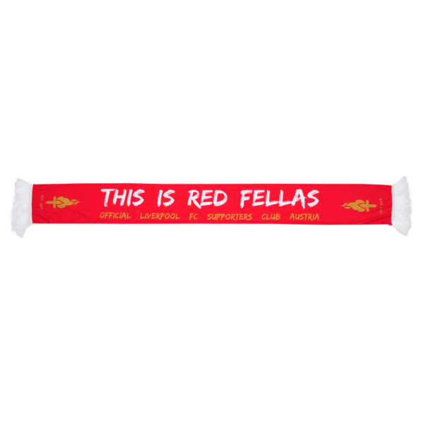 Seidenschal Liverpool FC Supporters Club Red Fellas