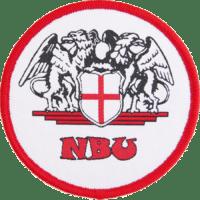 Gewebter Aufnäher NBU Ultras Freiburg
