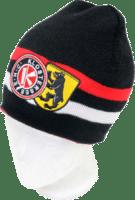 Gewebte und bestickte Mütze des EHC Klostersee
