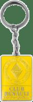 Schlüsselanhänger Renault Club Mönchengladbach in Softemaille