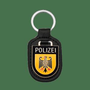 Brustanhänger / Verbandsabzeichen der Polizei