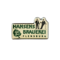 Pin Hansens Brauerei Flensburg, Siebdruck
