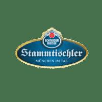 Pin Schneider Weisse, Offsetdruck auf Messing