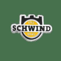 Pin Schwindbräu in Softemaille
