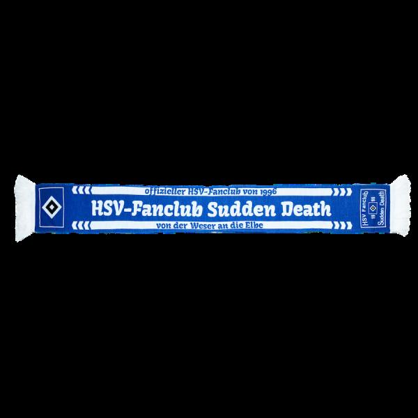 HD-Schal HSV-Fanclub Sudden Death
