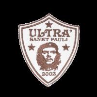Gestickter Aufnäher Ultra` Sankt Pauli